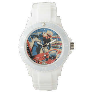 Build for your Navy! Wristwatch