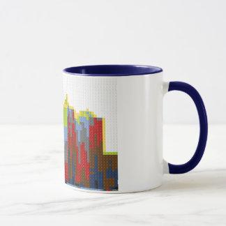 "Build in Blocks  ""Autism Speaks"" Mug"
