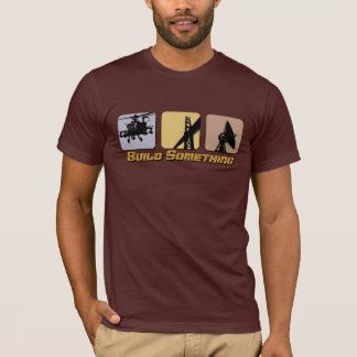 Build Something Engineering T-shirt