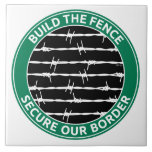Build The Fence Tile