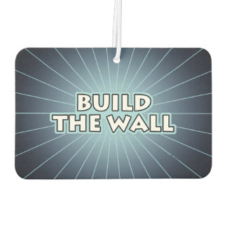 Build The Wall Air Freshener