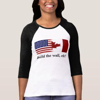 Build the wall, eh? T-shirts! T-Shirt