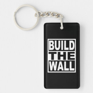 Build the Wall Keychain