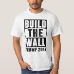 Build The Wall - Trump 2016 T-Shirt