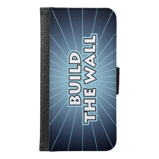 Build The Wall Wallet Phone Case For Samsung Galaxy S6