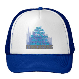 Build Your Castles In The Air Hat