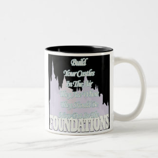 Build Your Castles In The Air Mug