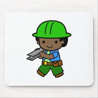 Builder Boy 2 Mouse Pad
