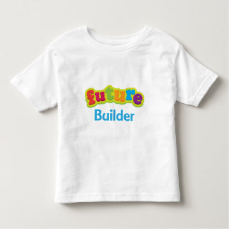 Builder (Future) For Child Toddler T-shirt