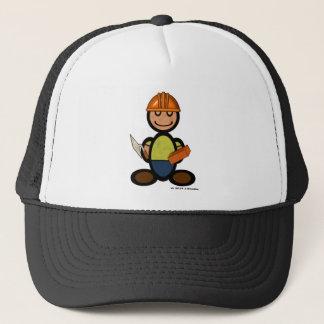 Builder (plain) trucker hat