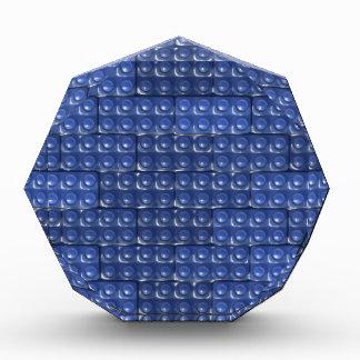 Builder's Bricks - Blue Awards