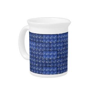 Builder's Bricks - Blue Pitcher