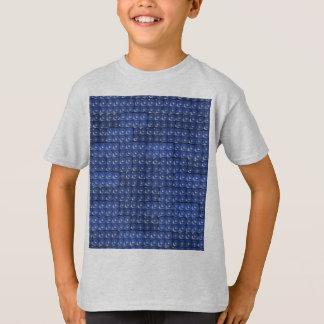 Builder's Bricks - Blue T-Shirt