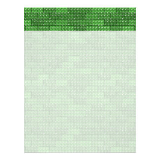 Builder's Bricks - Green Letterhead
