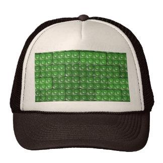 Builder's Bricks - Green Trucker Hat