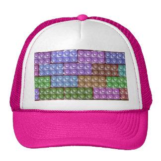 Builder's Bricks - Pastel Trucker Hat