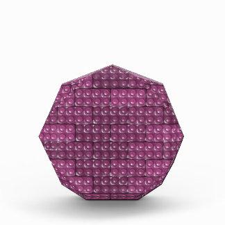 Builder's Bricks - Pink Award