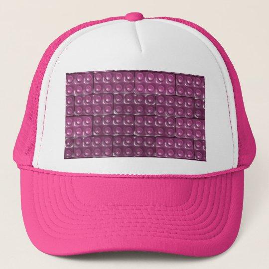 Builder's Bricks - Pink Trucker Hat