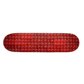 Builder's Bricks - Red Skateboard Deck