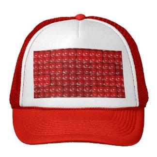 Builder's Bricks - Red Trucker Hat