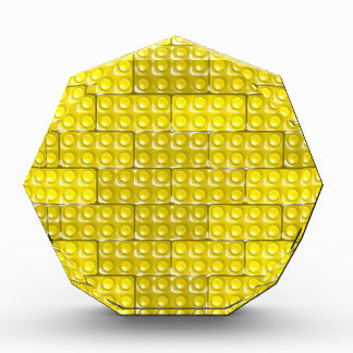 Builder's Bricks - Yellow Awards