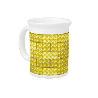 Builder's Bricks - Yellow Pitcher
