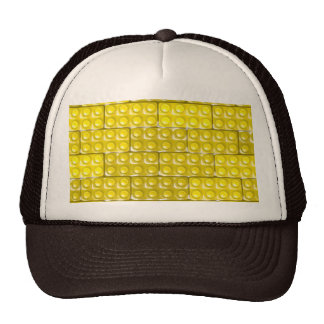 Builder's Bricks - Yellow Trucker Hat