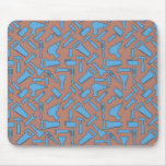 Builders DIY Tools Vector Pattern Mouse Pad