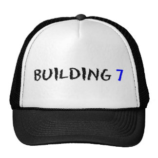 BUILDING 7 TRUCKER HAT