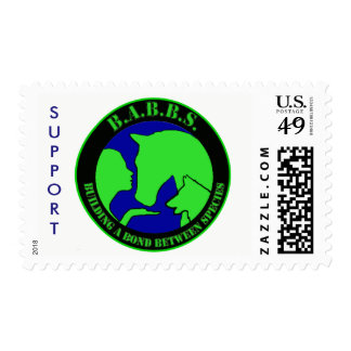 Building A Bond Postage Stamps