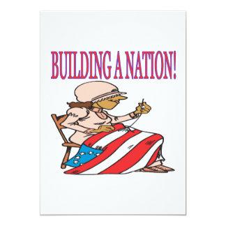 Building A Nation Announcements