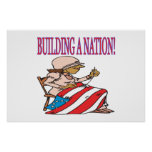 Building A Nation Posters