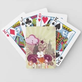 Building and Statue Card Decks