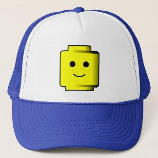 Building Block head hat