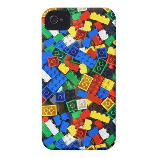 "Building Blocks Construction Bricks ""Construction iPhone 4 Case-Mate Case"