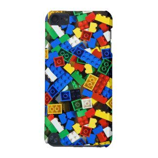 "Building Blocks Construction Bricks ""Construction iPod Touch 5G Cover"