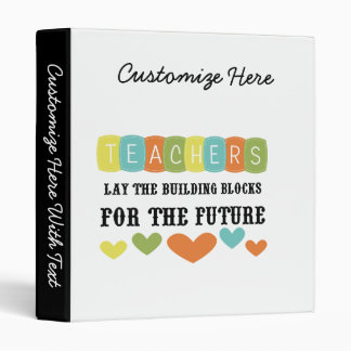 Building Blocks For The Future Binder