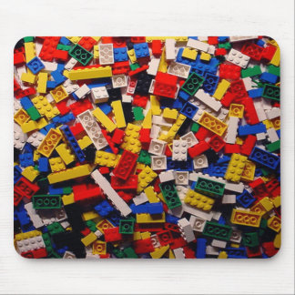 Building Blocks Mouse Pad