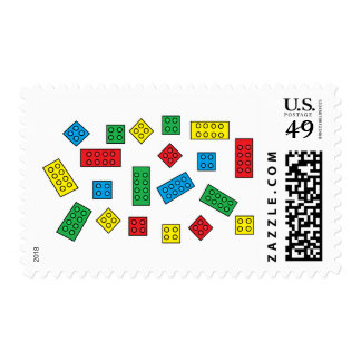 """Building Blocks"" Postage Stamps"