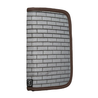 Building Brick Wall Organizers