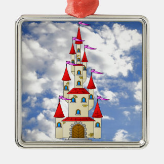 Building Castles in the Sky Ornaments