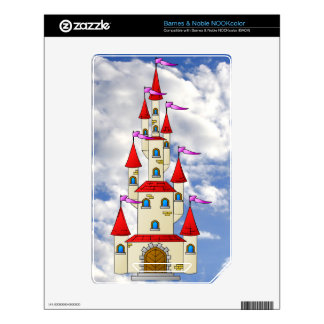 Building Castles in the Sky Skins For NOOK Color