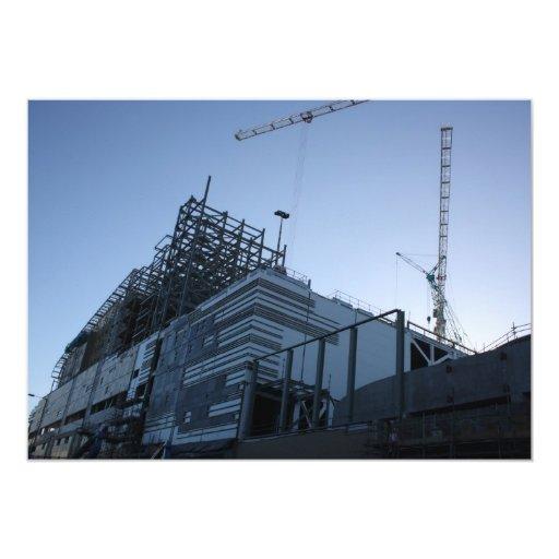 Building Construction Plant/Site Invitation