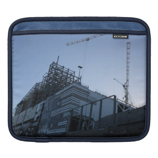 Building Construction Plant/Site iPad Sleeve