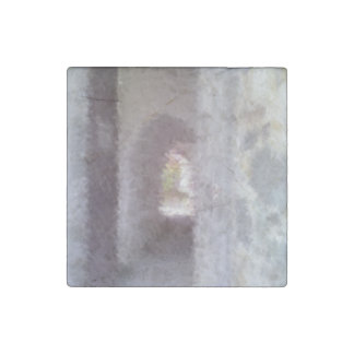 Building entrance stone magnet