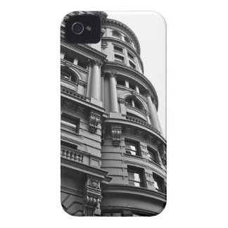 Building Facade Architect Black White iPhone 4/4S  iPhone 4 Case-Mate Case