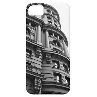 Building Facade Architect Black White iPhone 5 iPhone SE/5/5s Case