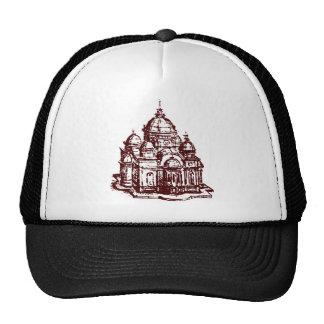 building trucker hat