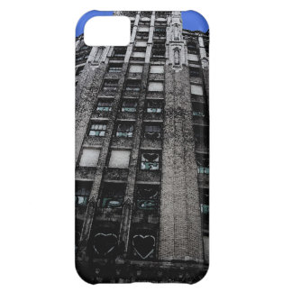 Building in Detroit iPhone 5C Covers