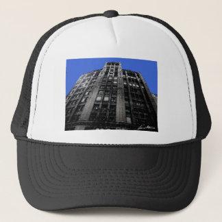 Building in Detroit Trucker Hat